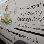 Carpet Cleaning Essex Van