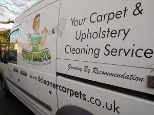 Carpet cleaning in Chelmsford