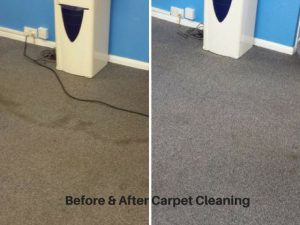 Finding a carpet cleaner in Essex