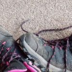 Removing dirty boot marks of carpet Carpet Cleaning Essex