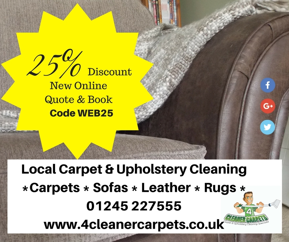 Carpet Cleaning Offers for February