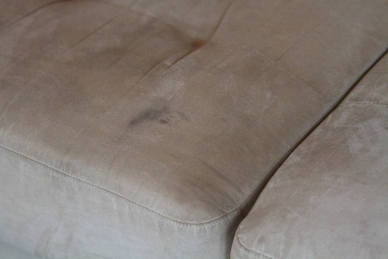 Upholstery stain